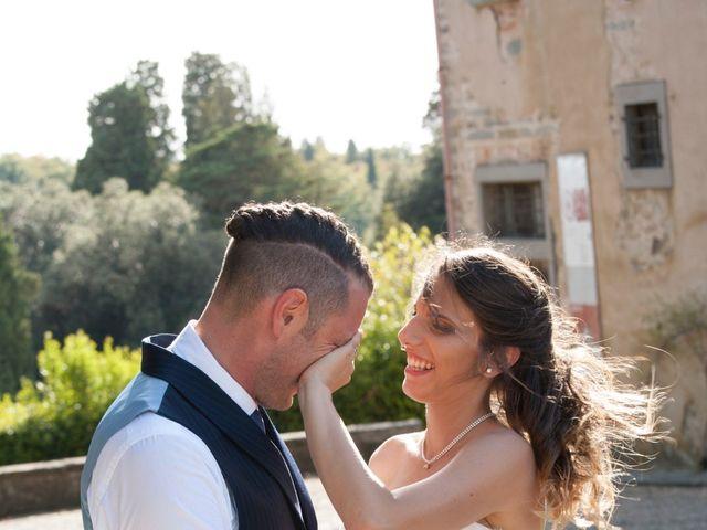 Il matrimonio di Antonio e Veronica a Lastra a Signa, Firenze 381