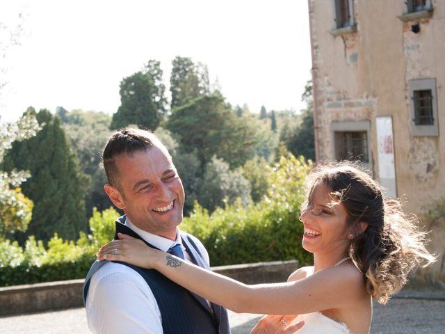 Il matrimonio di Antonio e Veronica a Lastra a Signa, Firenze 382