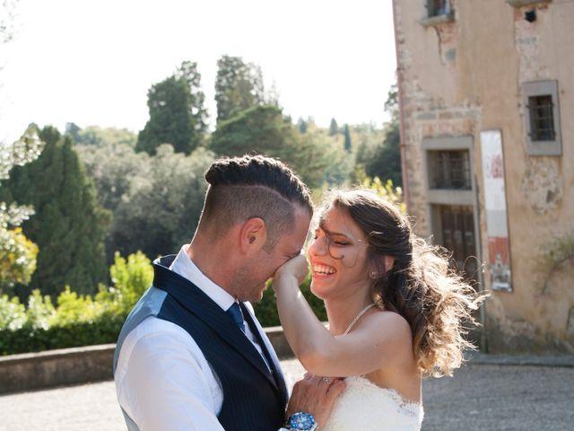 Il matrimonio di Antonio e Veronica a Lastra a Signa, Firenze 383