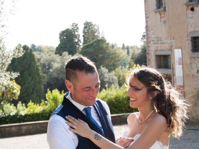 Il matrimonio di Antonio e Veronica a Lastra a Signa, Firenze 384