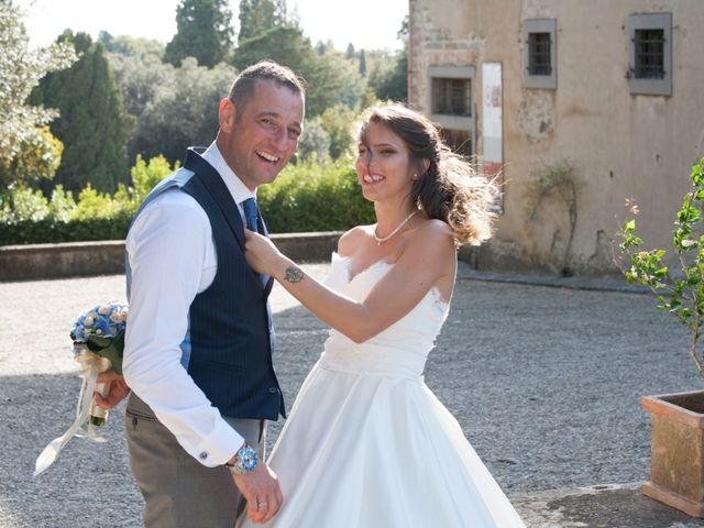 Il matrimonio di Antonio e Veronica a Lastra a Signa, Firenze 385