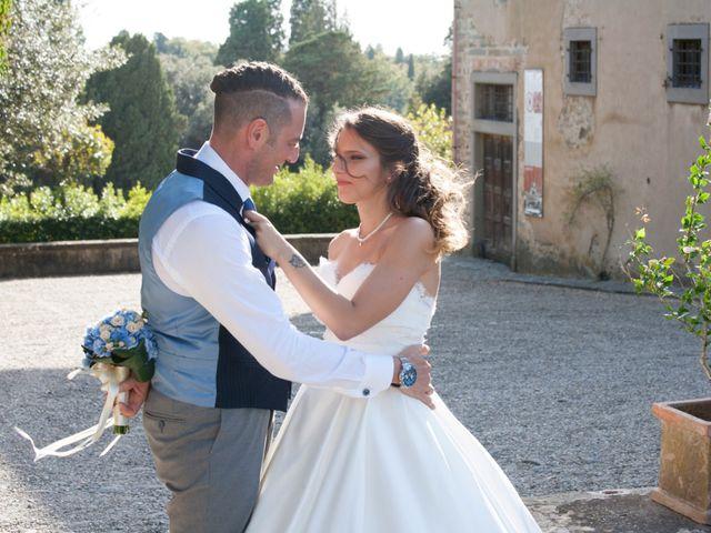 Il matrimonio di Antonio e Veronica a Lastra a Signa, Firenze 386