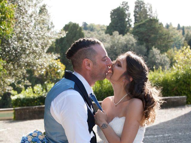 Il matrimonio di Antonio e Veronica a Lastra a Signa, Firenze 390