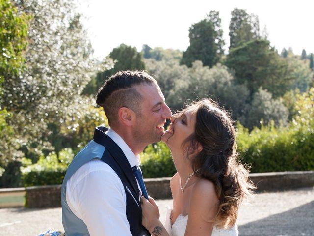 Il matrimonio di Antonio e Veronica a Lastra a Signa, Firenze 391