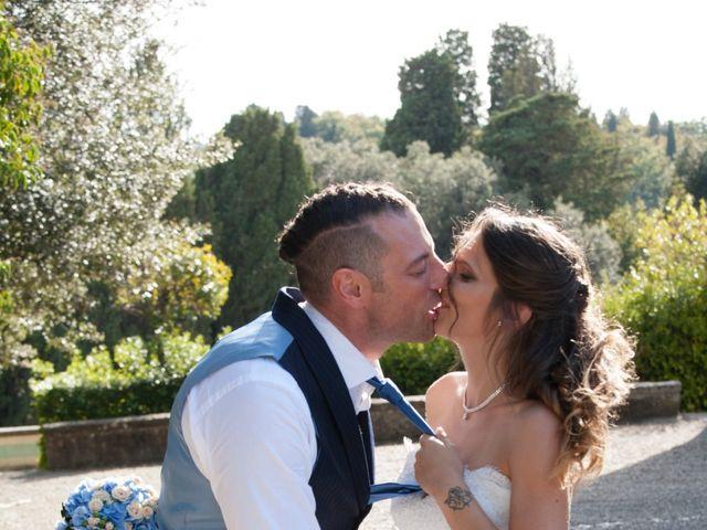Il matrimonio di Antonio e Veronica a Lastra a Signa, Firenze 392