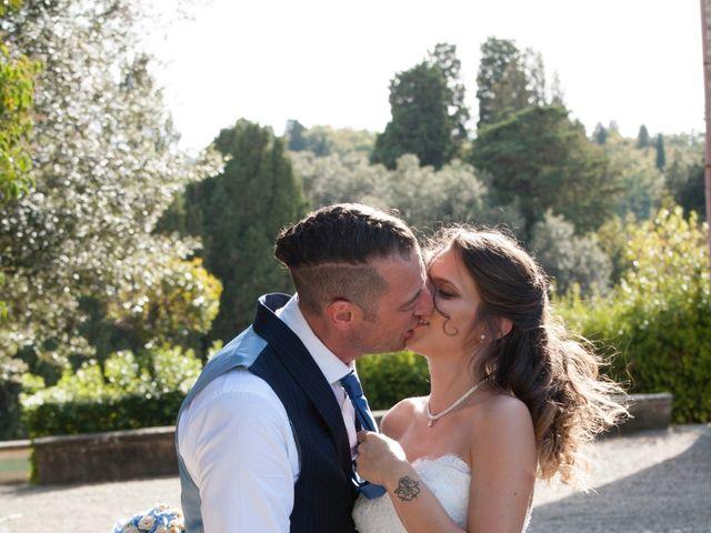 Il matrimonio di Antonio e Veronica a Lastra a Signa, Firenze 393