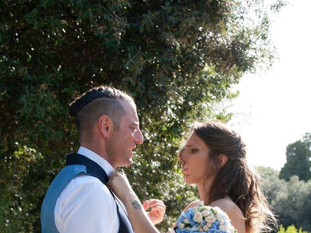 Il matrimonio di Antonio e Veronica a Lastra a Signa, Firenze 398