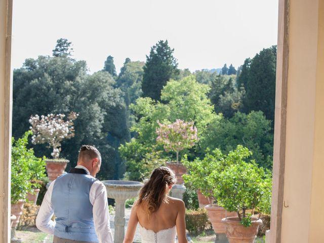 Il matrimonio di Antonio e Veronica a Lastra a Signa, Firenze 403