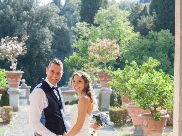 Il matrimonio di Antonio e Veronica a Lastra a Signa, Firenze 404