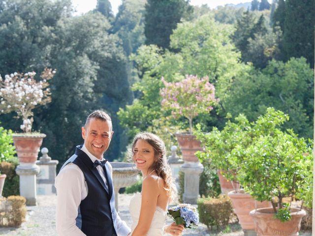 Il matrimonio di Antonio e Veronica a Lastra a Signa, Firenze 405
