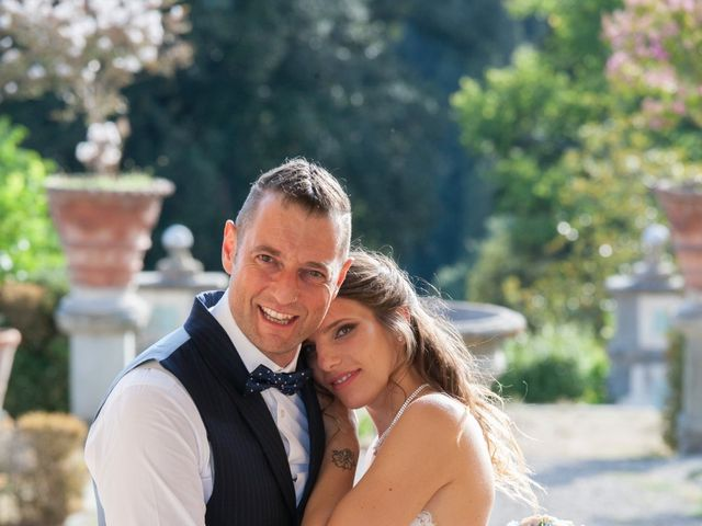 Il matrimonio di Antonio e Veronica a Lastra a Signa, Firenze 406