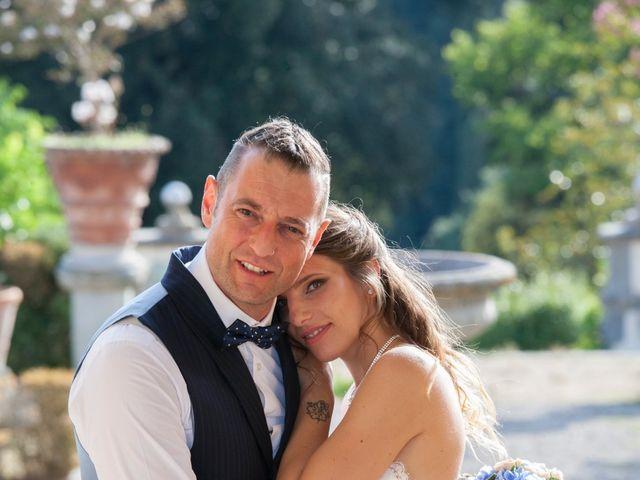 Il matrimonio di Antonio e Veronica a Lastra a Signa, Firenze 407