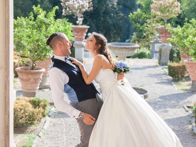 Il matrimonio di Antonio e Veronica a Lastra a Signa, Firenze 408
