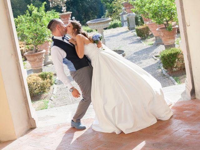 Il matrimonio di Antonio e Veronica a Lastra a Signa, Firenze 409