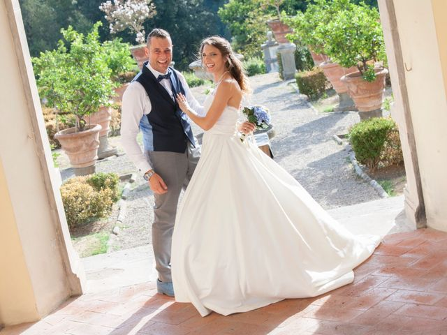 Il matrimonio di Antonio e Veronica a Lastra a Signa, Firenze 410