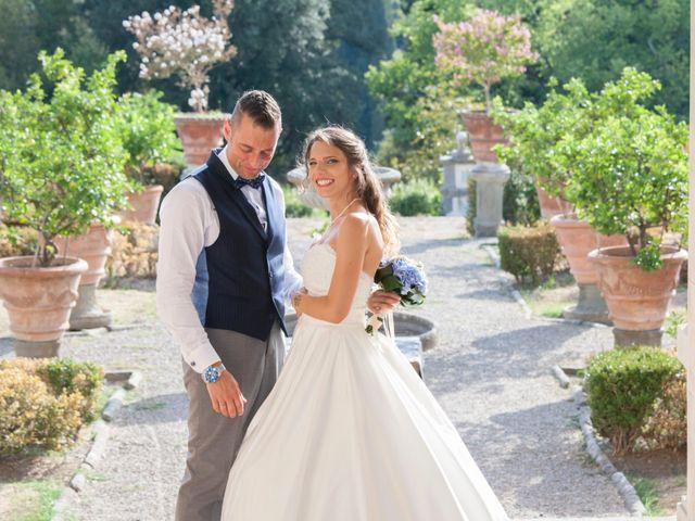 Il matrimonio di Antonio e Veronica a Lastra a Signa, Firenze 411