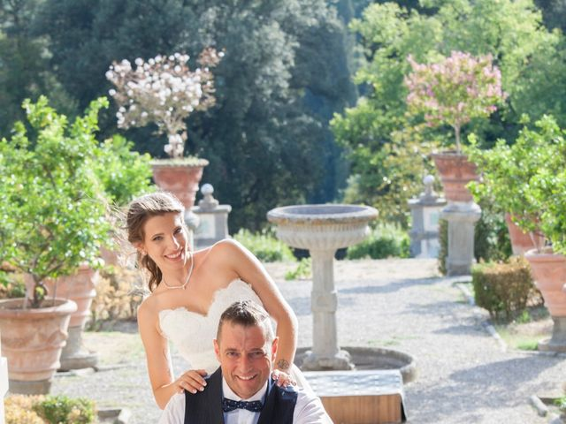 Il matrimonio di Antonio e Veronica a Lastra a Signa, Firenze 412