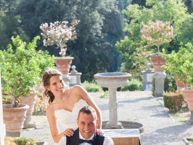 Il matrimonio di Antonio e Veronica a Lastra a Signa, Firenze 413
