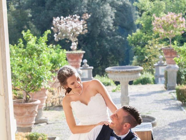 Il matrimonio di Antonio e Veronica a Lastra a Signa, Firenze 414