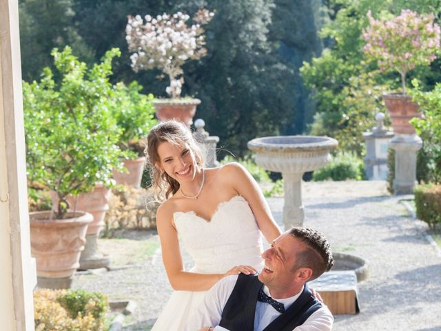Il matrimonio di Antonio e Veronica a Lastra a Signa, Firenze 415