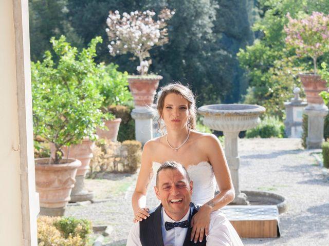 Il matrimonio di Antonio e Veronica a Lastra a Signa, Firenze 416