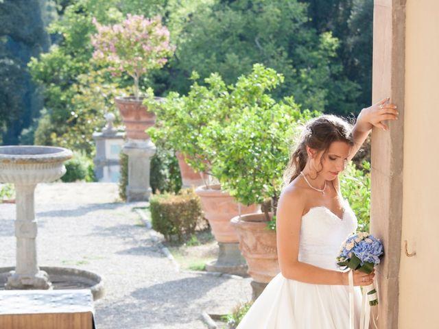 Il matrimonio di Antonio e Veronica a Lastra a Signa, Firenze 419