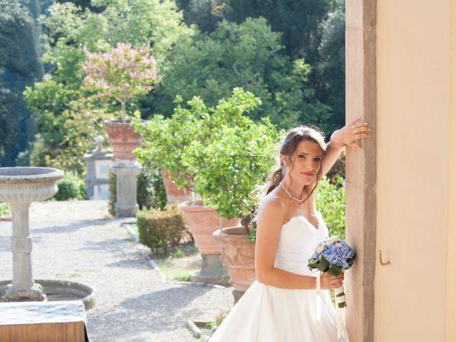 Il matrimonio di Antonio e Veronica a Lastra a Signa, Firenze 420