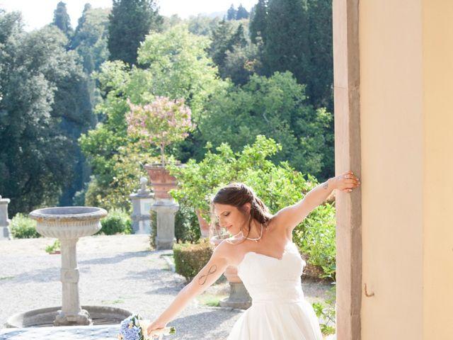 Il matrimonio di Antonio e Veronica a Lastra a Signa, Firenze 421
