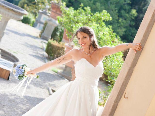 Il matrimonio di Antonio e Veronica a Lastra a Signa, Firenze 422