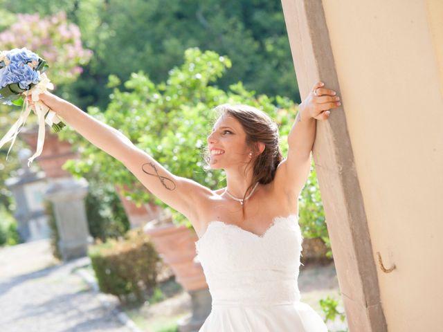 Il matrimonio di Antonio e Veronica a Lastra a Signa, Firenze 423
