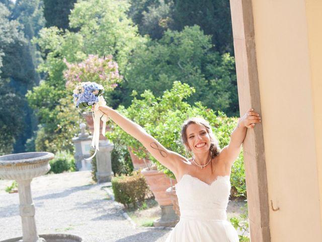 Il matrimonio di Antonio e Veronica a Lastra a Signa, Firenze 424