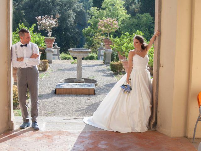 Il matrimonio di Antonio e Veronica a Lastra a Signa, Firenze 425