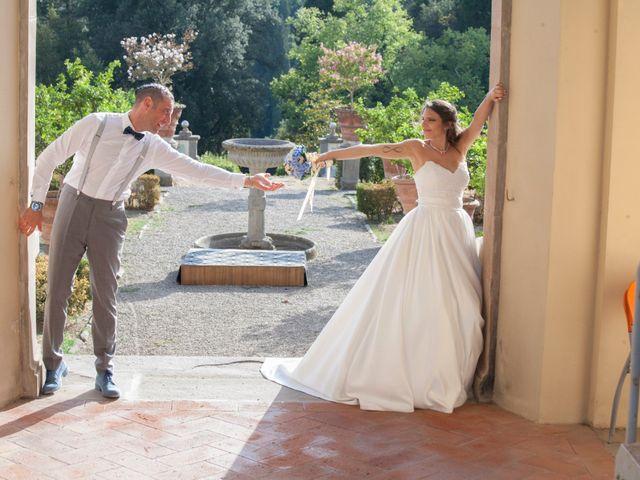 Il matrimonio di Antonio e Veronica a Lastra a Signa, Firenze 426