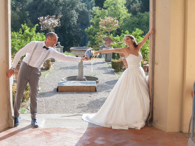 Il matrimonio di Antonio e Veronica a Lastra a Signa, Firenze 427