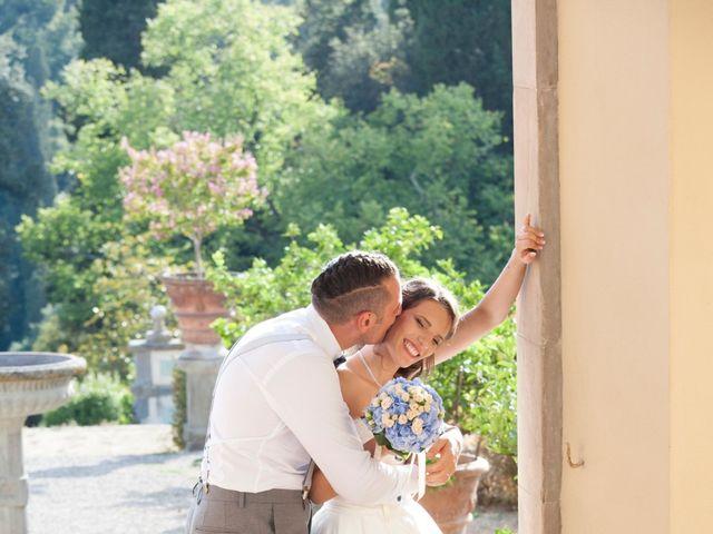 Il matrimonio di Antonio e Veronica a Lastra a Signa, Firenze 429