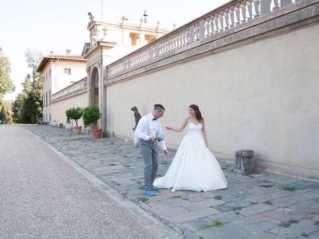 Il matrimonio di Antonio e Veronica a Lastra a Signa, Firenze 434