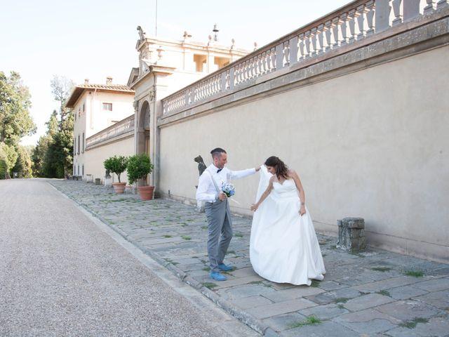 Il matrimonio di Antonio e Veronica a Lastra a Signa, Firenze 435