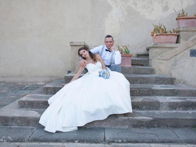 Il matrimonio di Antonio e Veronica a Lastra a Signa, Firenze 436