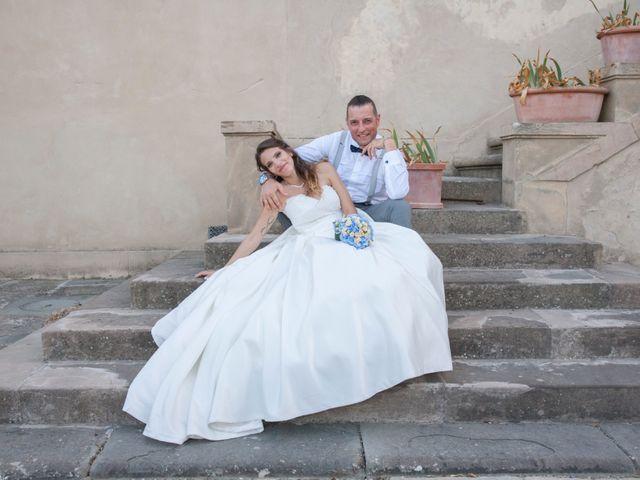 Il matrimonio di Antonio e Veronica a Lastra a Signa, Firenze 437