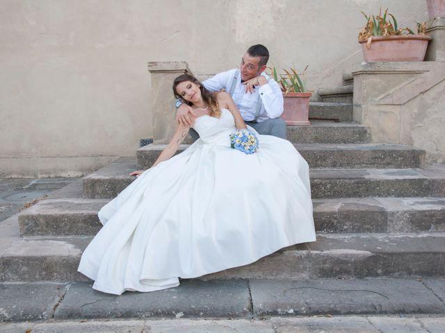 Il matrimonio di Antonio e Veronica a Lastra a Signa, Firenze 438