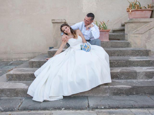 Il matrimonio di Antonio e Veronica a Lastra a Signa, Firenze 439