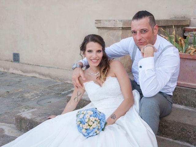 Il matrimonio di Antonio e Veronica a Lastra a Signa, Firenze 440