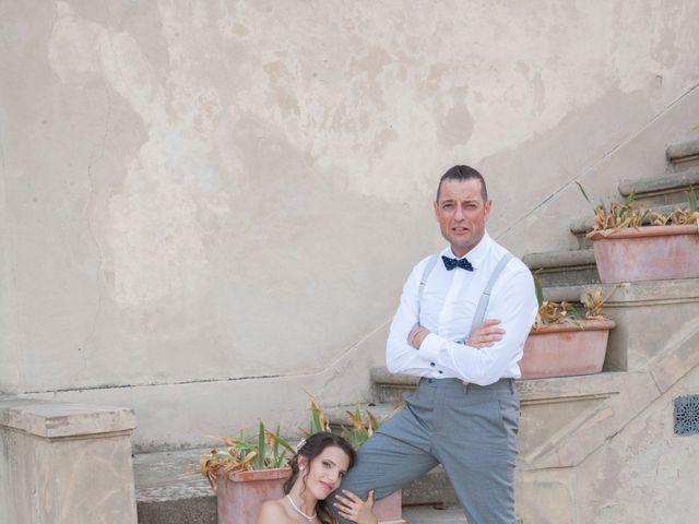 Il matrimonio di Antonio e Veronica a Lastra a Signa, Firenze 442