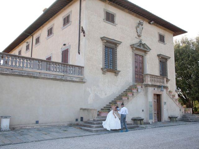 Il matrimonio di Antonio e Veronica a Lastra a Signa, Firenze 445