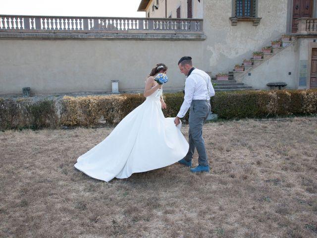 Il matrimonio di Antonio e Veronica a Lastra a Signa, Firenze 446