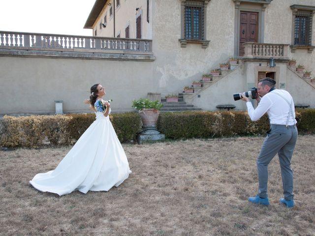 Il matrimonio di Antonio e Veronica a Lastra a Signa, Firenze 447