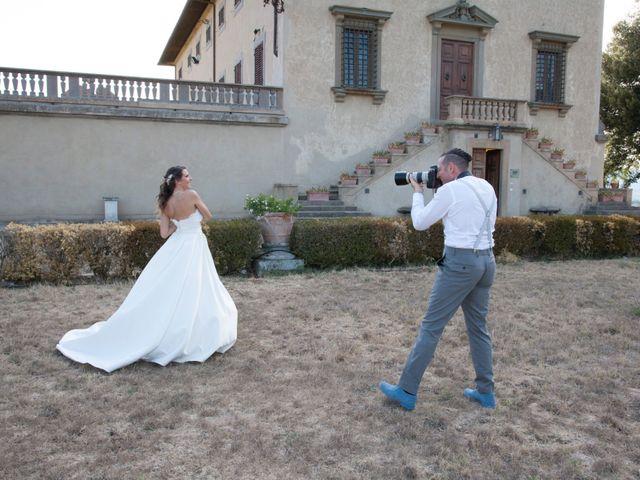 Il matrimonio di Antonio e Veronica a Lastra a Signa, Firenze 448
