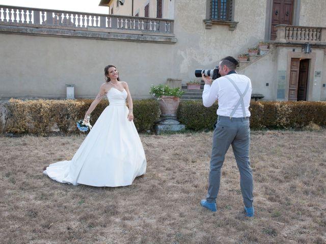 Il matrimonio di Antonio e Veronica a Lastra a Signa, Firenze 449