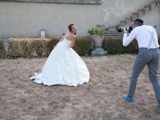 Il matrimonio di Antonio e Veronica a Lastra a Signa, Firenze 452