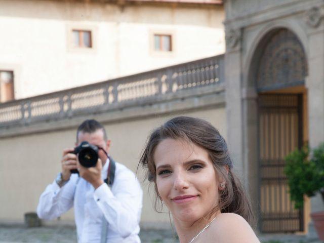Il matrimonio di Antonio e Veronica a Lastra a Signa, Firenze 456